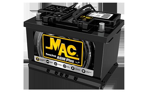 Mac Silver Plus MAC IZQUIERDA AGM LN3