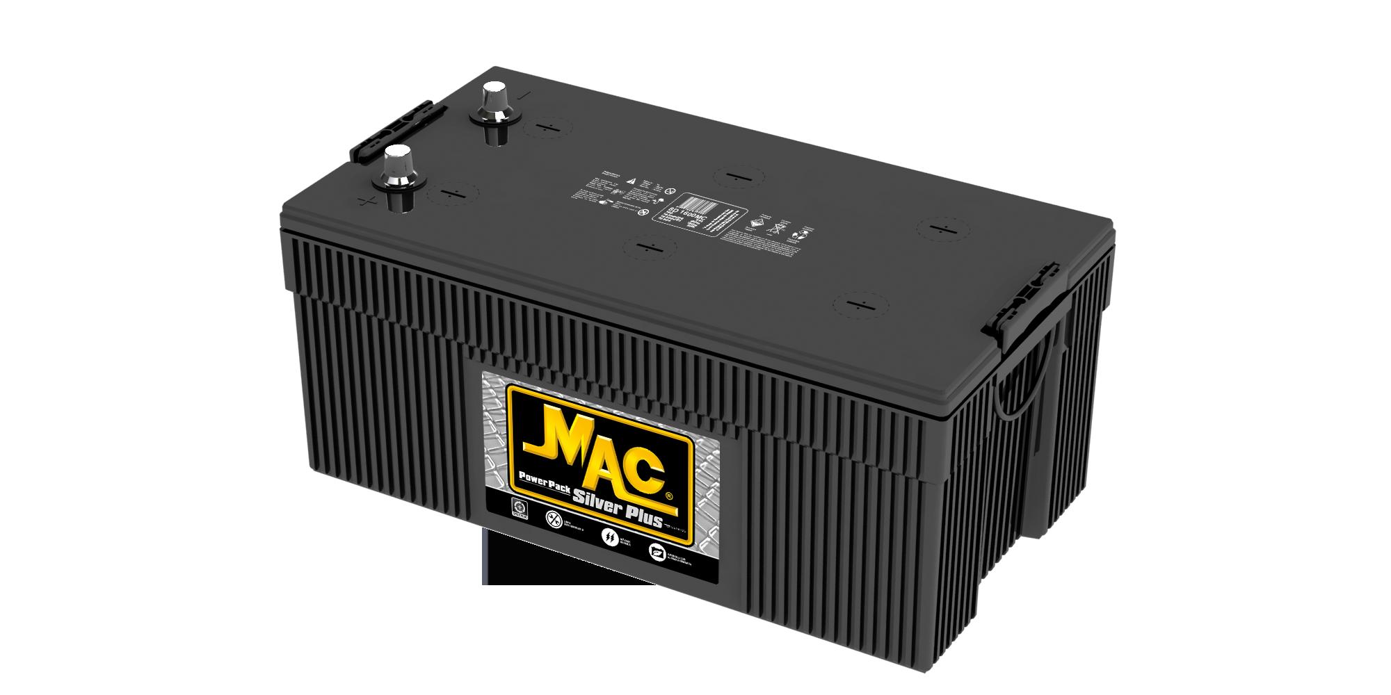 Mac Silver Plus 8D1600MC