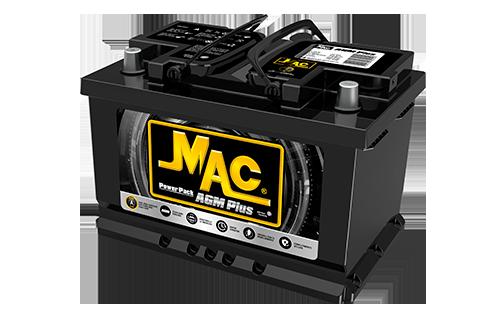 Mac Silver Plus MAC AGM IZQUIERDA LN4