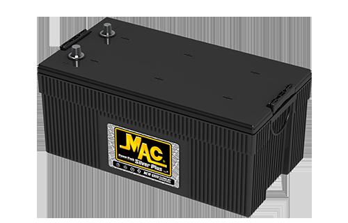 Mac Silver Plus 8D1600M