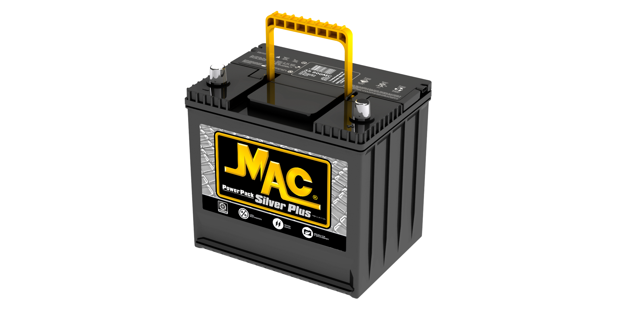 Mac Silver Plus 35800MC