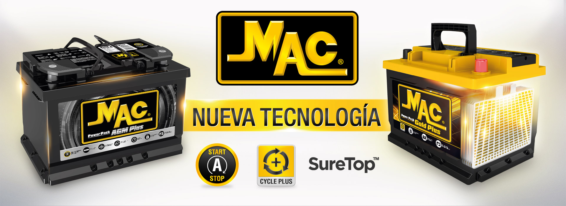 MAC Gold Plus Dates - nueva technologia