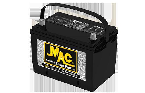 Mac Silver Plus 34R800M